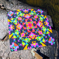 Orbiter Paper quilt pattern - coming Sept 2020