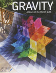 Gravity - quilt pattern - BOM format