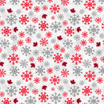 Canadian Christmas 2 - Snowflake LIGHT  52761D-3- PREORDER Sept 2021