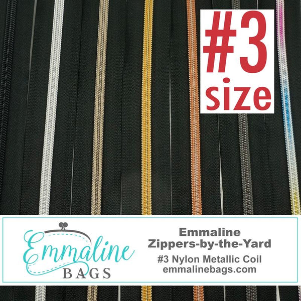 Emmaline Bags #3 Zipper by the Yard