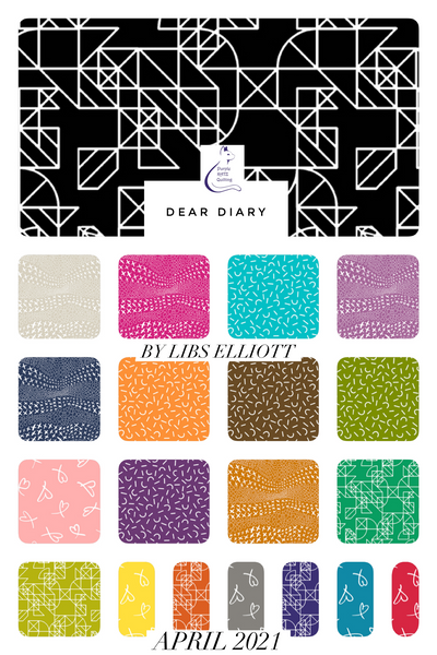 Dear Diary - by Libs Elliott - FAN Bundles - April 2021
