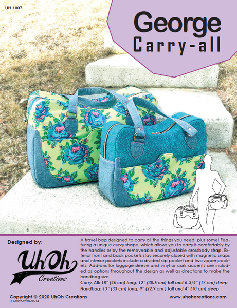 George Carry-All - paper pattern