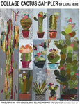 Collage Cactus Sampler