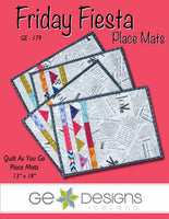 Friday Fiesta Placemat