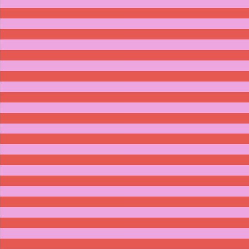 Stripes - Poppy