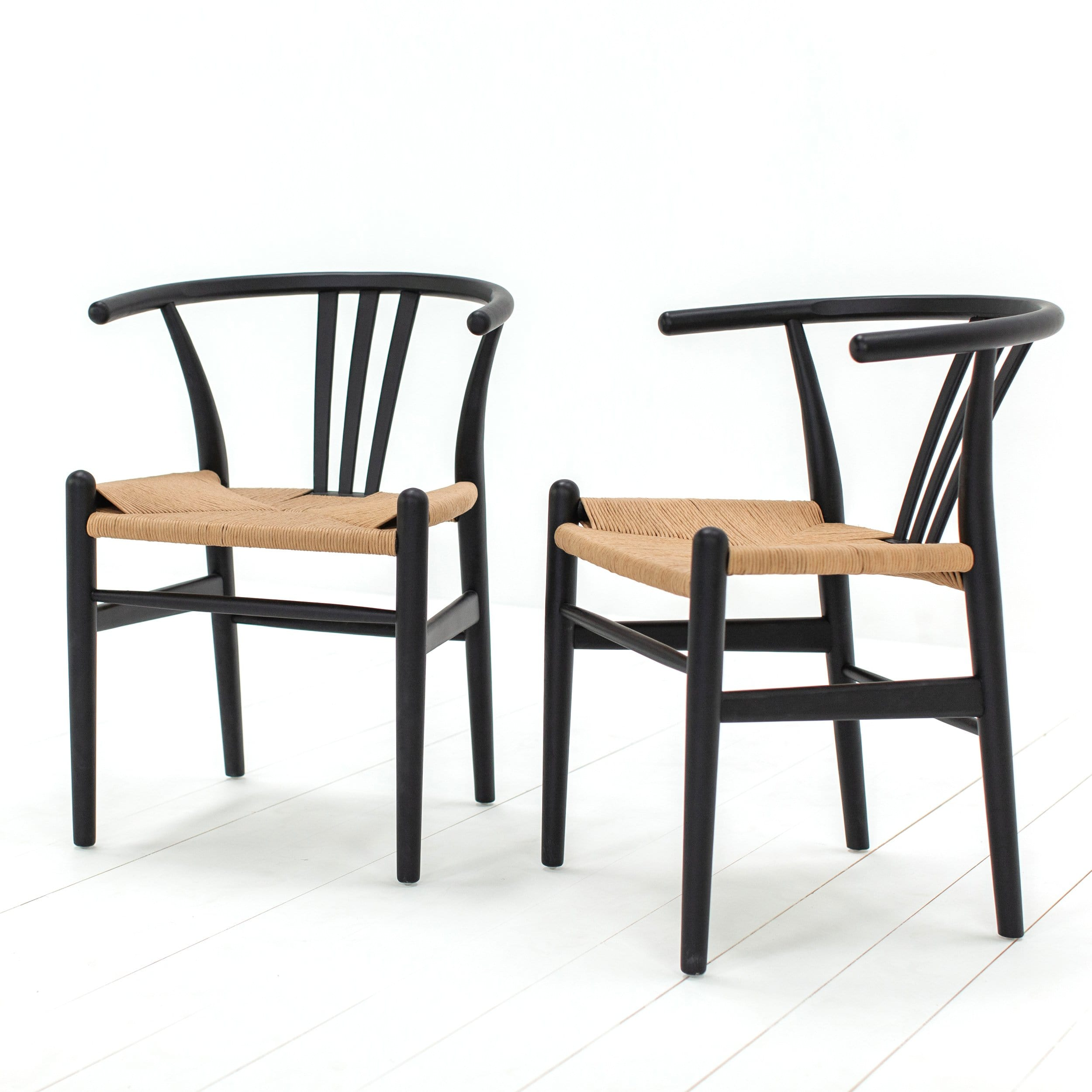 A Pair of Belsford Chairs - Farmhouse Table Company