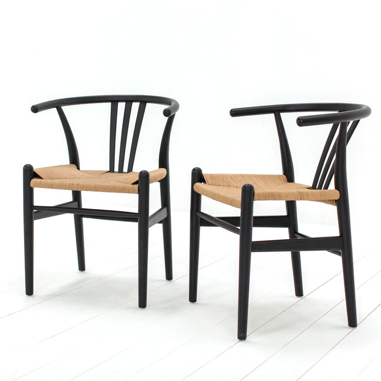 A Pair of Belsford Chairs