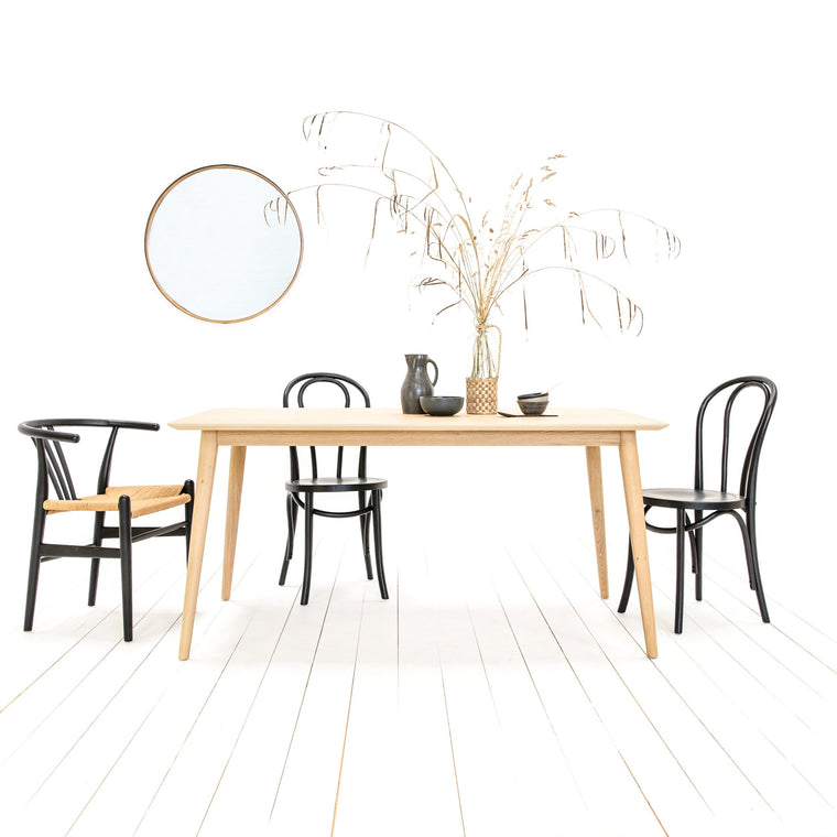 Tristford Oak Dining Table 160 x 90cm