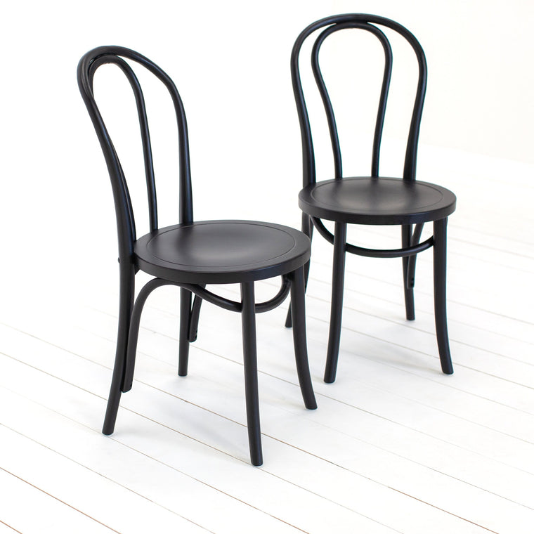 A Pair of Bigbury Bistro Chairs