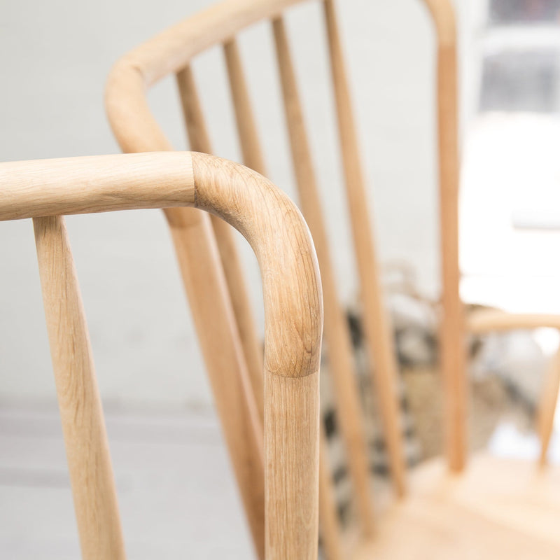 Wycombe Carver Dining Chair - Farmhouse Table Company