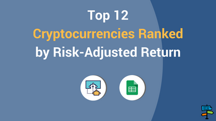 Top 12 Cryptocurrencies Ranked by Risk-Adjusted Return