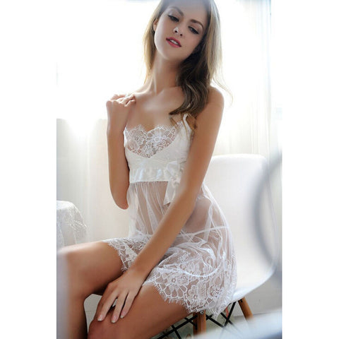 dainty Victoria Lingerie Babydoll