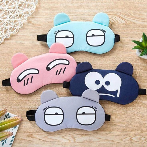 daintyWear: dW Fun Face Sleep Mask