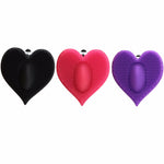 Powerful Heart Shaped Mini Vibrator For Beginners Clitoris Stimulator Massager Adult Sex Toys For Woman Sex Machine Erotic Toys