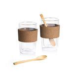 Cafe Glass Set
