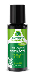 CBD Comfort | cycle relief - Complete Body Daily
