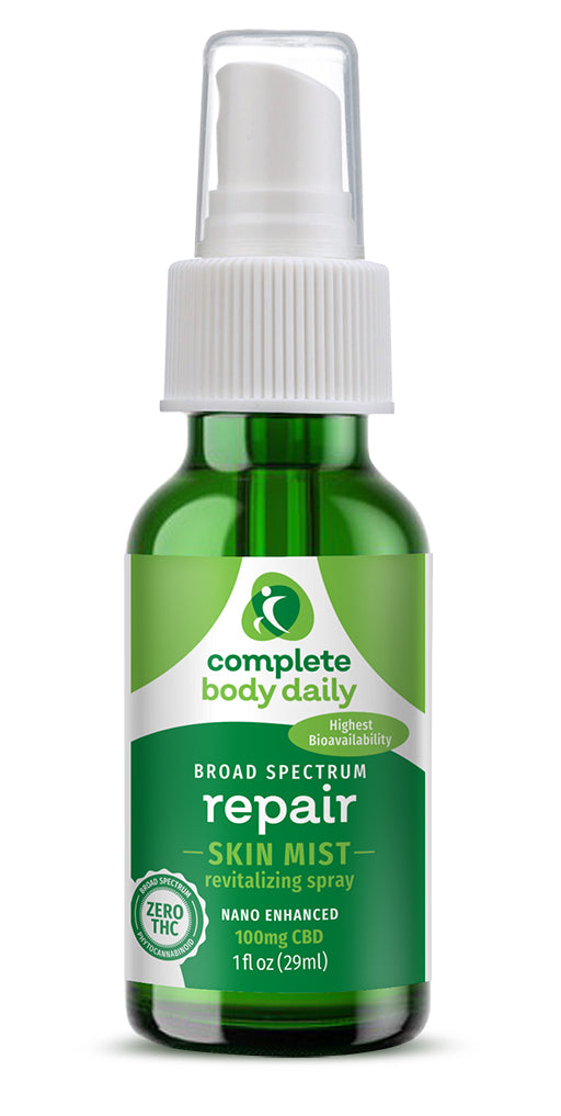 Repair | skin mist - Complete Body Daily