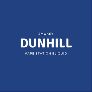 Dunhill eLiquid 60ml - VAPE STATION - Vape Station