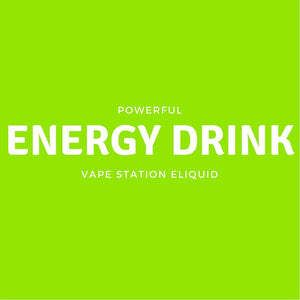 Energy Drink eLiquid 60ml - VAPE STATION - Vape Station