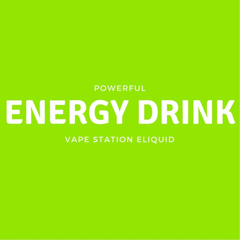 Energy Drink eLiquid 60ml eLiquid Vape Station