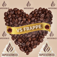 Frappe Premium Eliquid 60ml eLiquid Vape Station
