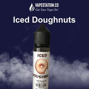 Iced Doughnuts 60ml - VAPE STATION