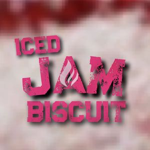 Iced Jam Biscuits - eLiquid - VAPE STATION