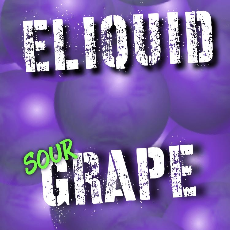 Sour Grape eLiquid 60ml - VAPE STATION - Vape Station