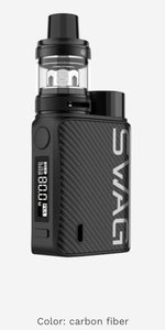 Vaporesso SWAG II Kit Devices Vaporesso carbon fiber