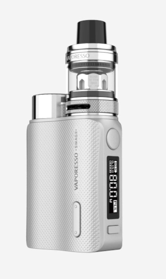 Vaporesso SWAG II Kit Devices Vaporesso Silver