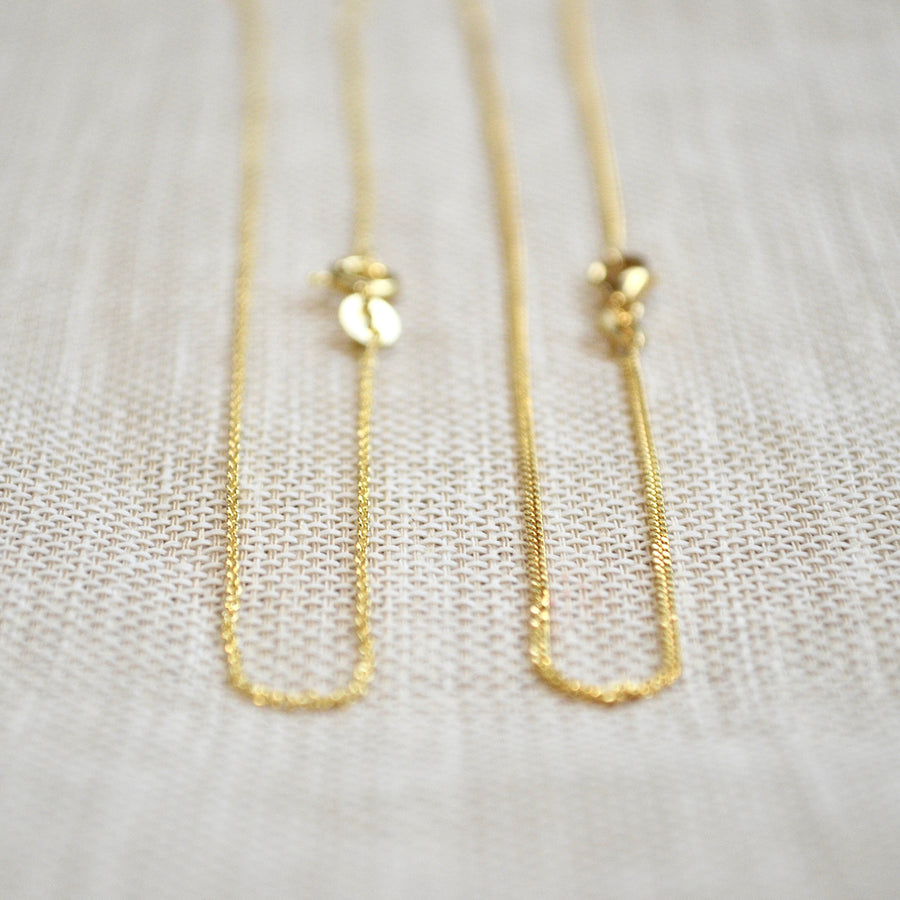 Chain Necklace - Gold 14k