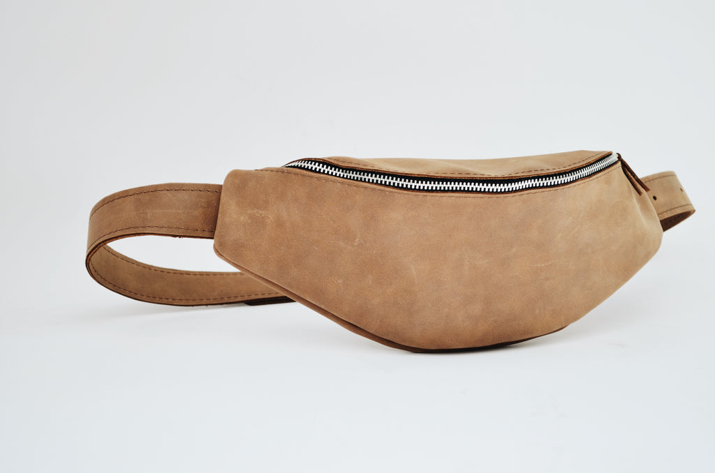 Fanny Pack - light brown