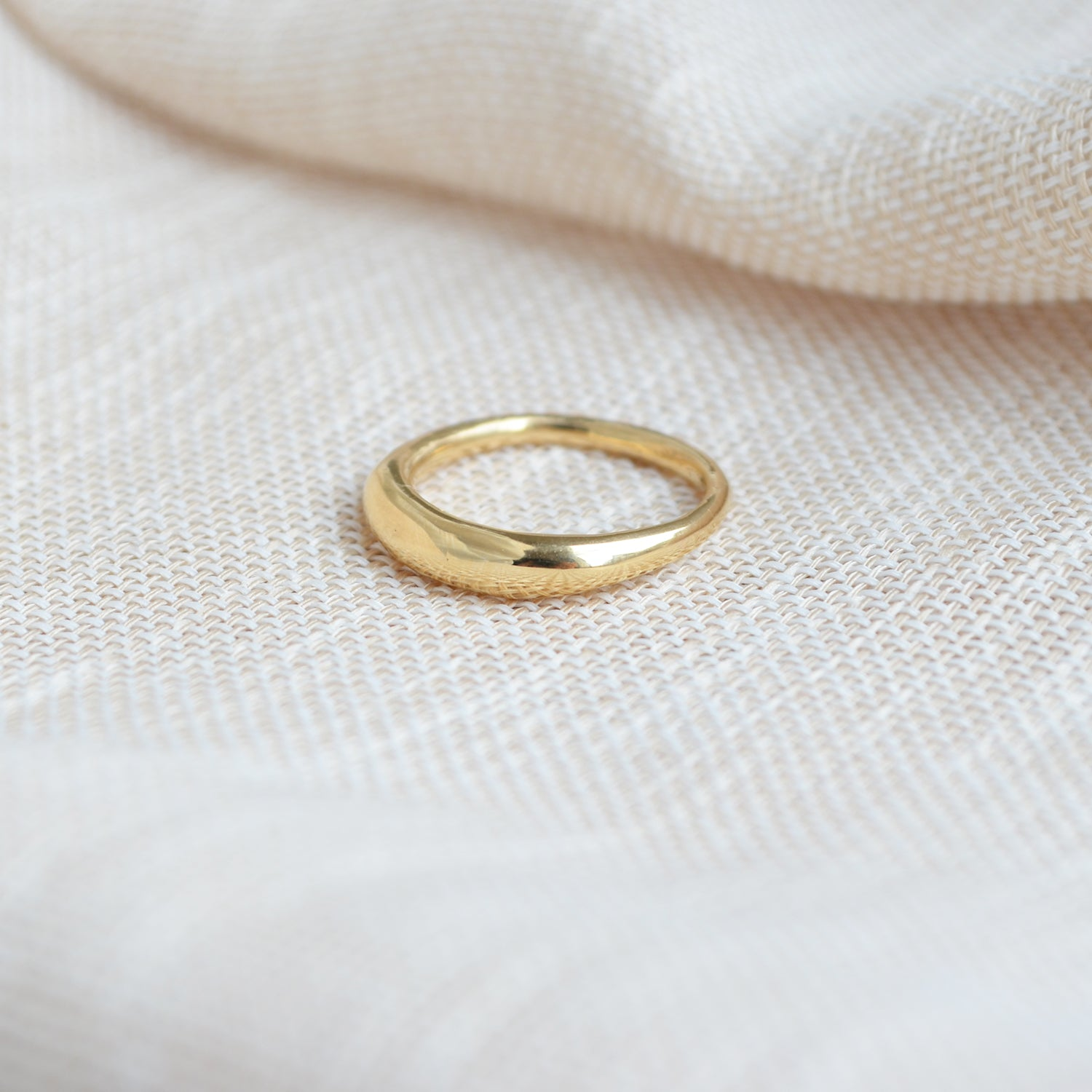 June Ring - 14k Gold