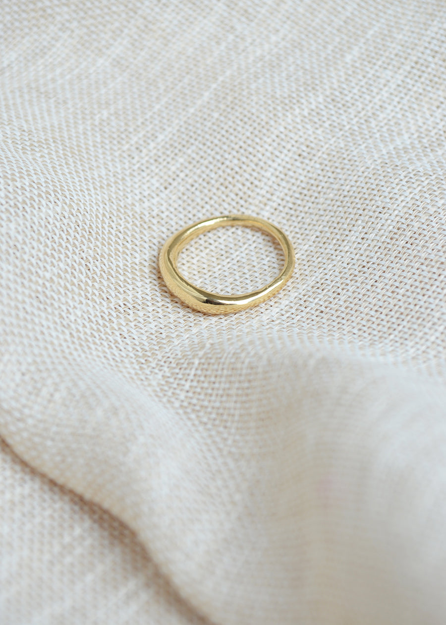 June Ring - Gold 14k