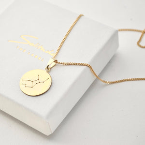Zodiac Necklace - Choose your own sign
