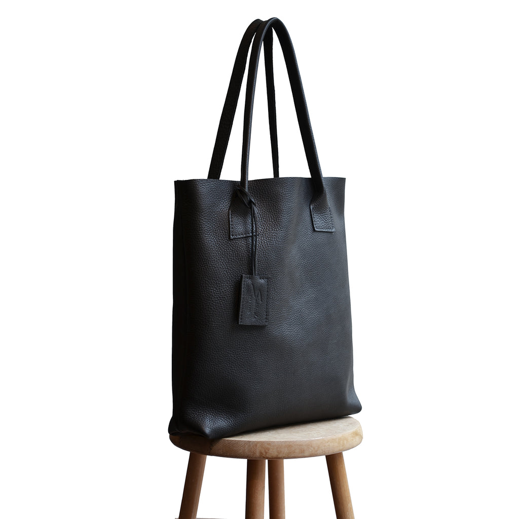 Black totebag - Atelier Collection