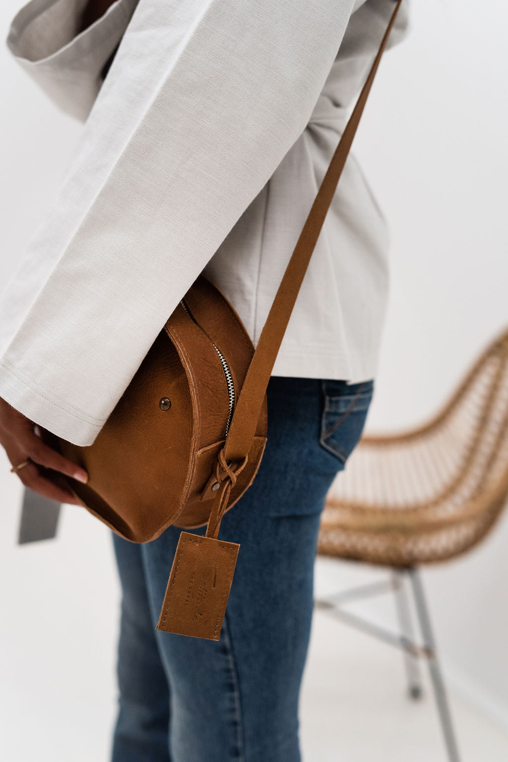 Sol bag - Cognac