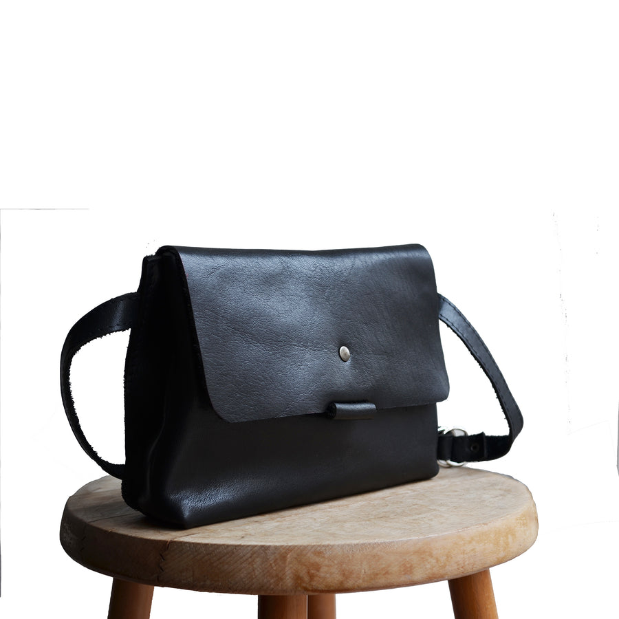Savanna Hip Pack - Black