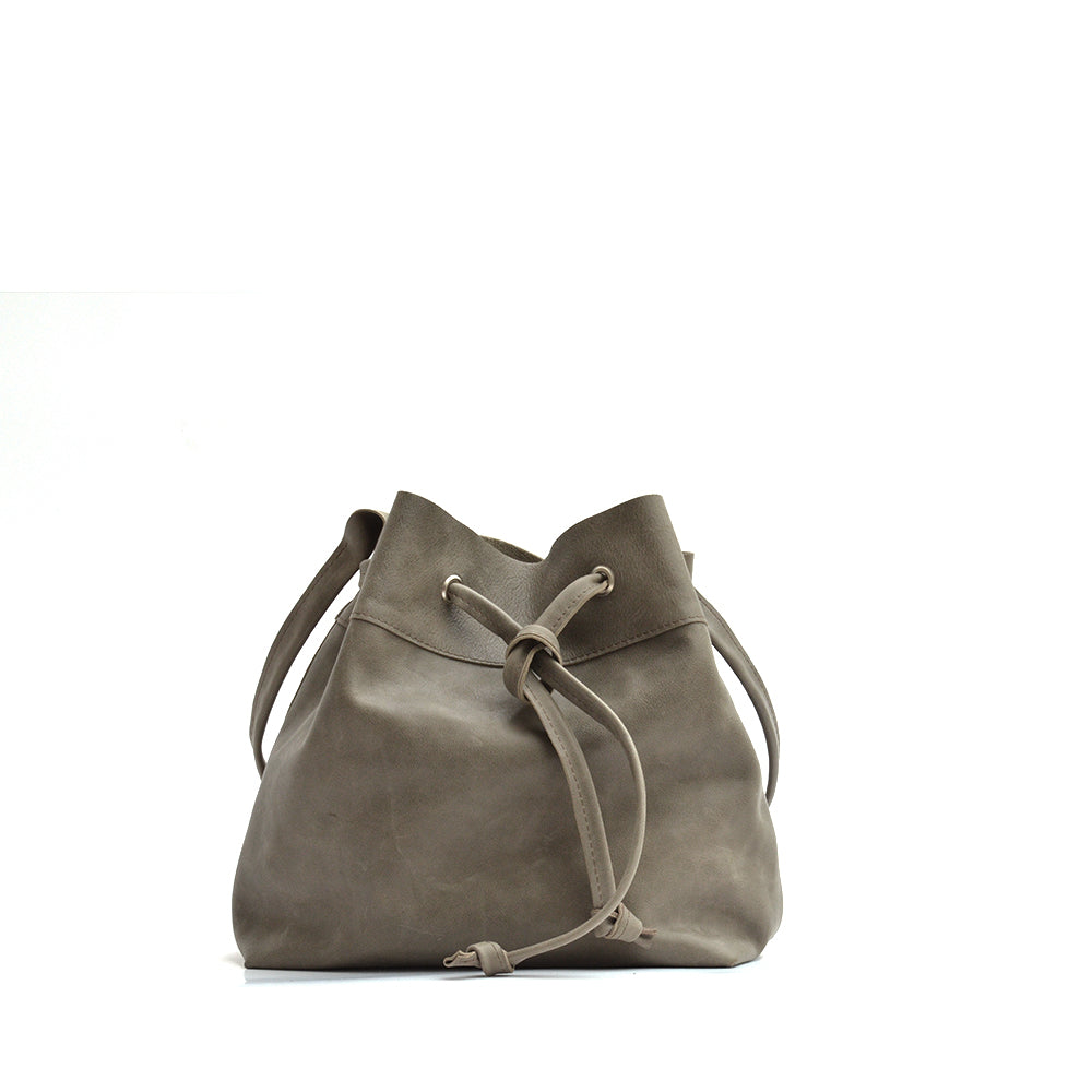 Grey Bucketbag