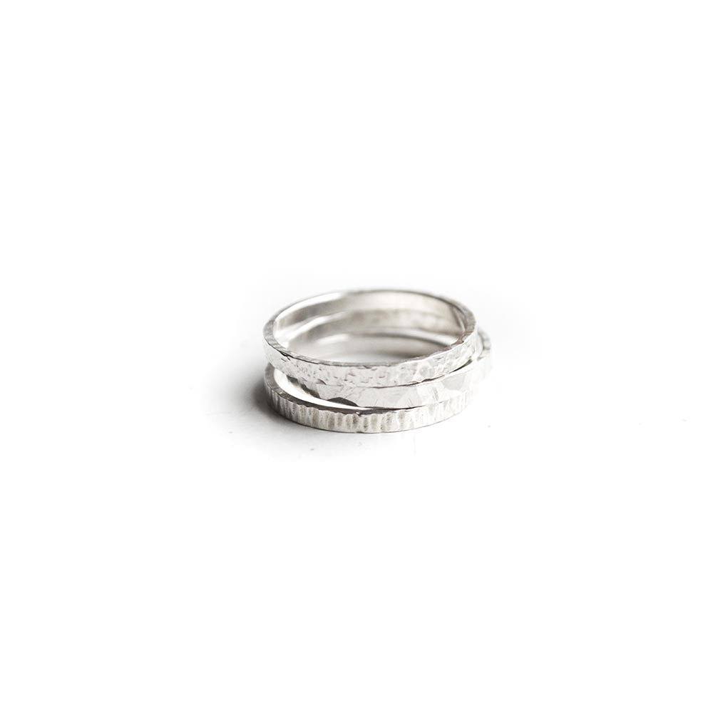 Element rings (set of 3)