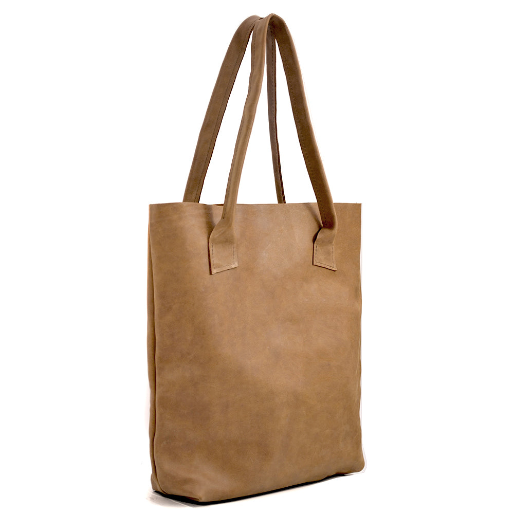 Light Brown Totebag