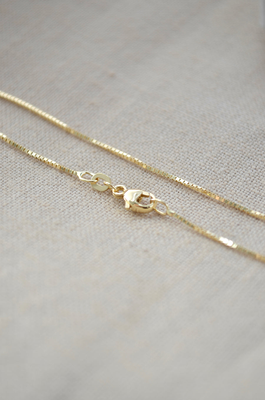 Venetian Necklace - Gold 14k