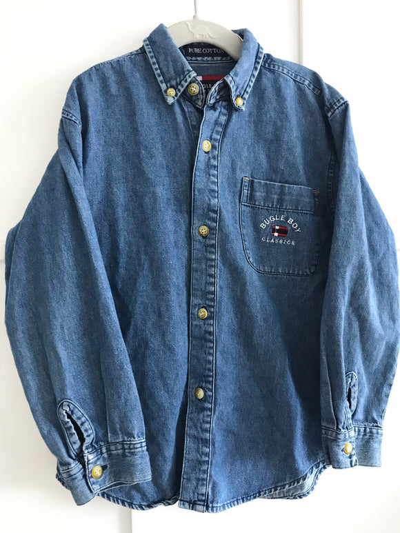 Canadian Tuxedo for kids!
