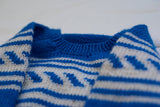 Knitted Sweater Size 3/4 toddler