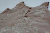 Blush Pink Lace dress 2/3