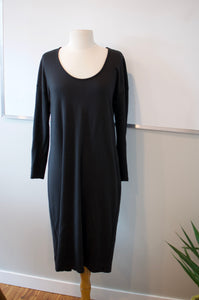 Black Nicole Bridger Dress