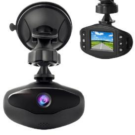BlackBoxes Dash Cam 2 Pack Combo, Wide Dynamic Range 1920 x 1080p 25fps - Free 32GB Class 10 Memory Card Included!
