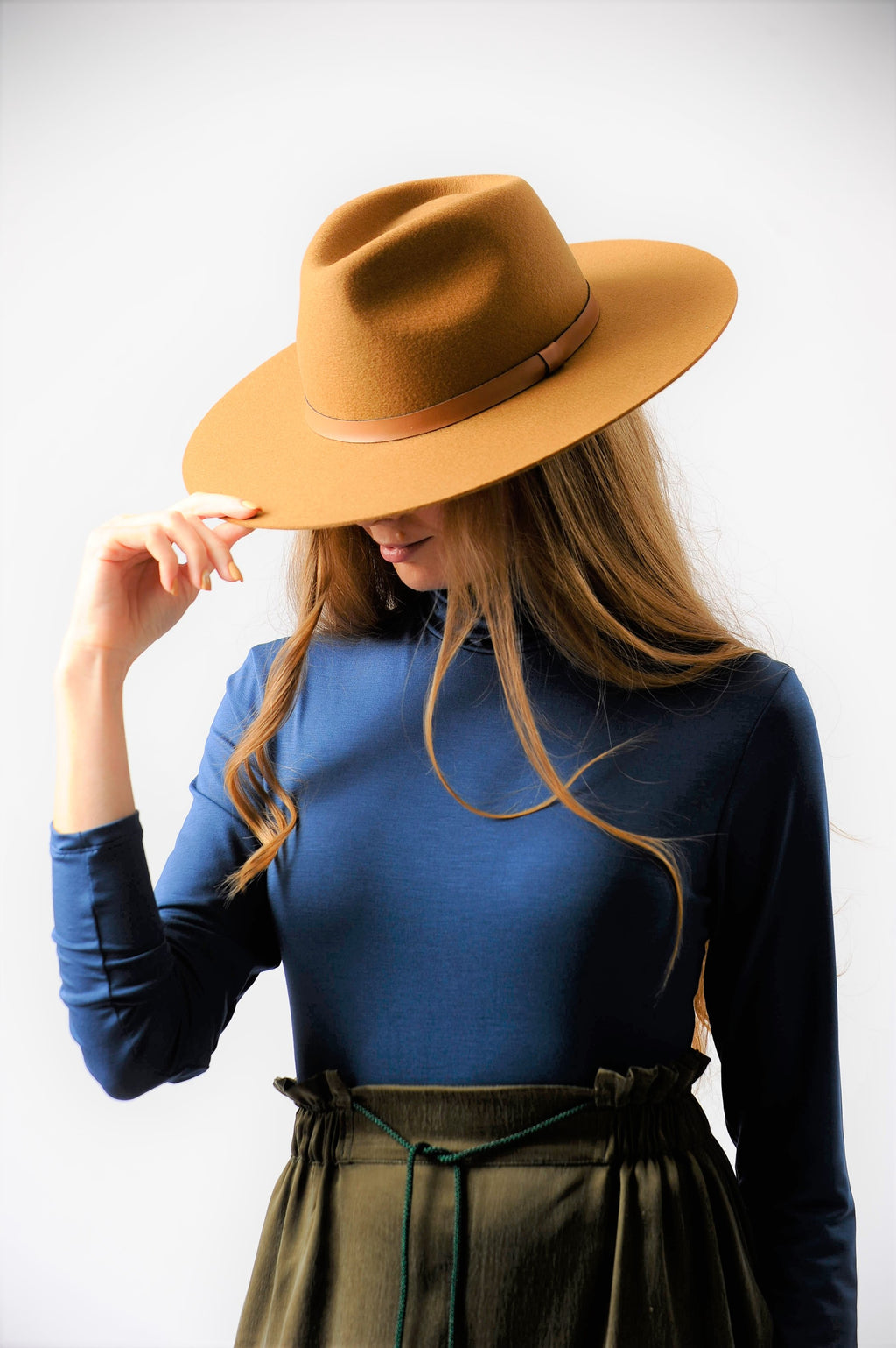 [COMING SOON] The Harmony Hat in Wheat - Camel