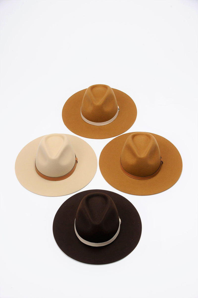 [COMING SOON] The Harmony Hat in Wheat - Cream