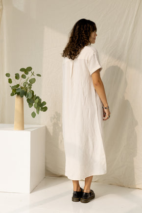 The Everyday Dress in Parchment Paper